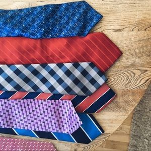 TIES// 7 for 20 or 4 for 12